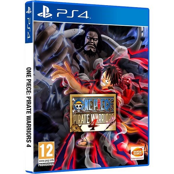 One Piece Pirate Warriors 4 - PS4 - Console Game