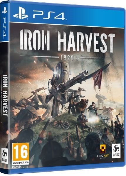 Iron Harvest 1920 - PS4 - Console Game
