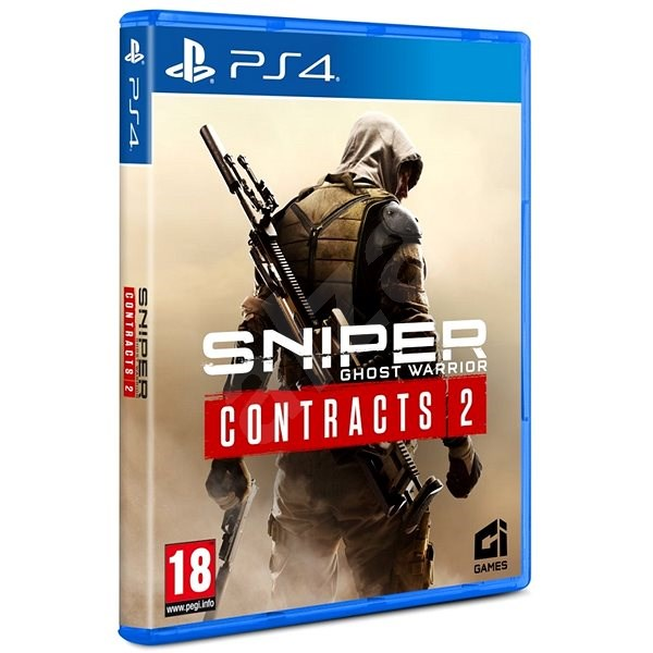 Sniper: Ghost Warrior Contracts 2 - PS4 - Console Game