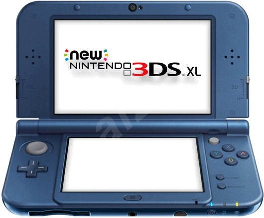 Nintendo NEW 3DS XL Metallic Blue - Game Console