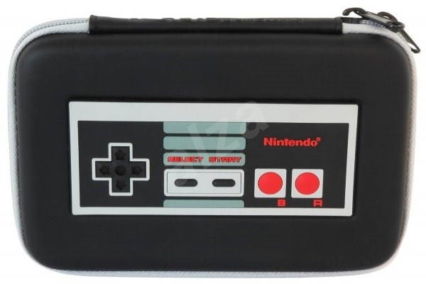 Hori Hard Pouch-Retro NES design - Nintendo New 3DS XL - Case ... ea7ff68eba