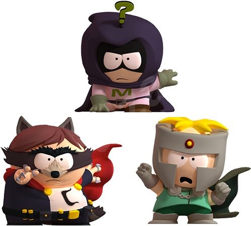 Fractured But Whole The Coon Collectible Vinyl Figure New Kidrobot South Park