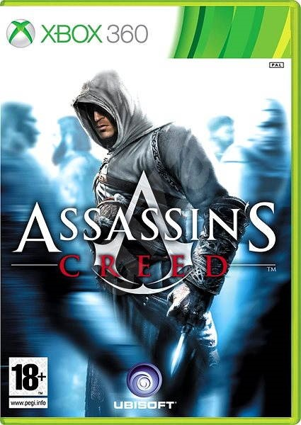 Assassin S Creed Xbox 360 Console Game Alzashop Com