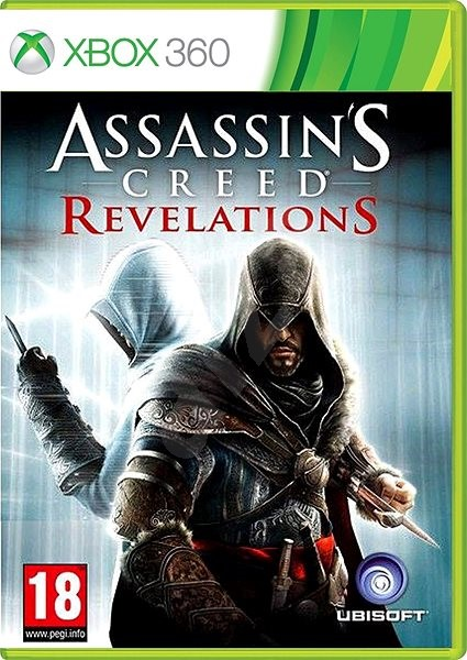 Assassins Creed Revelations Xbox 360 Console Game Alzashop Com
