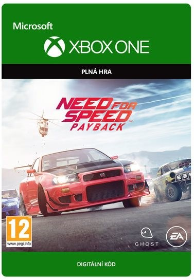 Console Game Need For Speed Payback Xbox One Digital Console