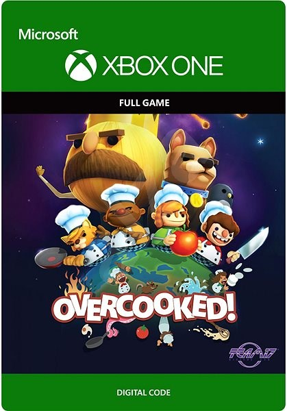 Overcooked! - Xbox One Digital - Console Game