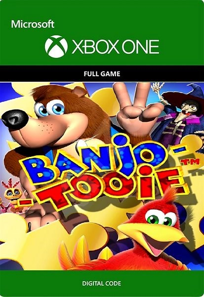 Banjo-Tooie - Xbox One Digital - Console Game