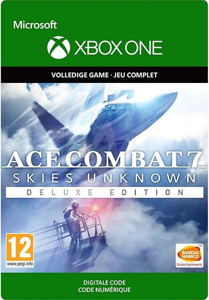 Console Game Ace Combat 7 Skies Unknown Deluxe Edition Xbox One Digital Console Game On Alzashop Com