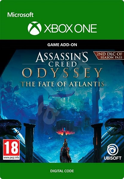 Assassin's Creed Odyssey: The Fate of Atlantis - Xbox One Digital - Gaming Accessory
