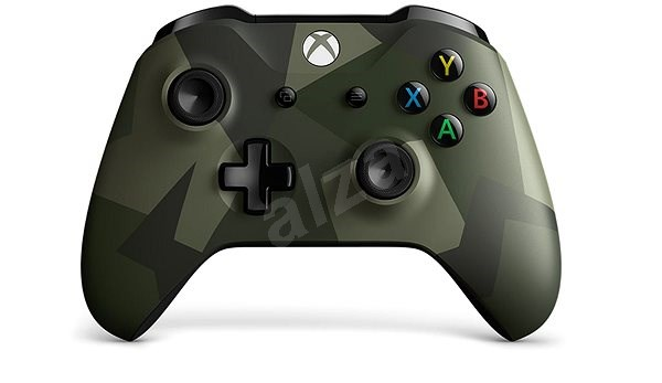 Xbox One Wireless Controller Armed Forces II Special Edition - Gamepad