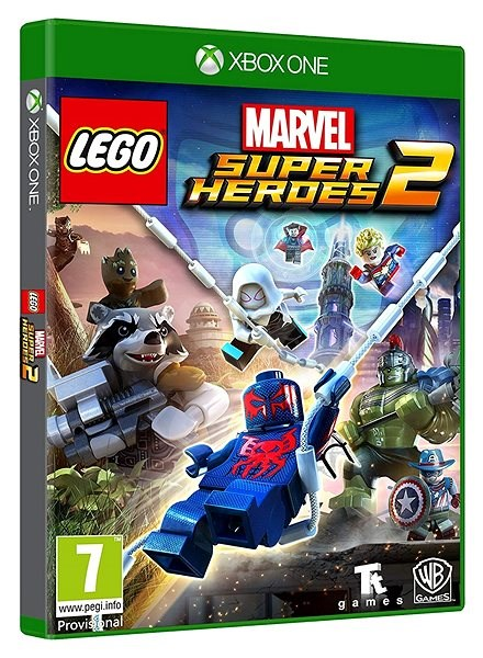 LEGO Marvel Super Heroes 2 - Xbox One - Console Game