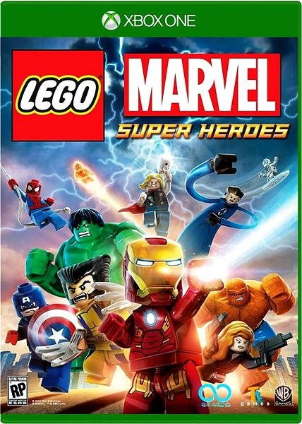 LEGO Marvel Super Heroes - Xbox One - Console Game
