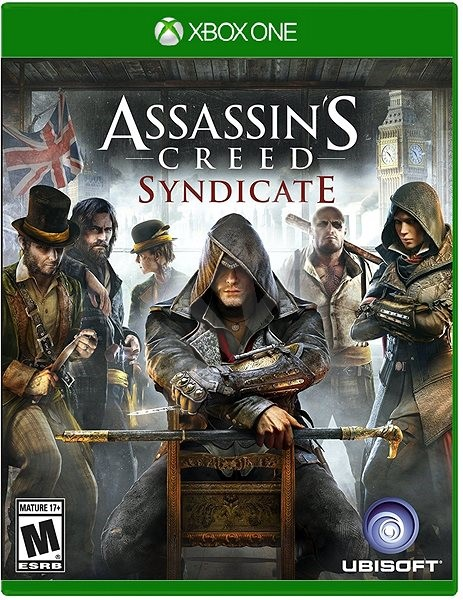 Assassins Creed Syndicate Xbox One Console Game Alzashop Com