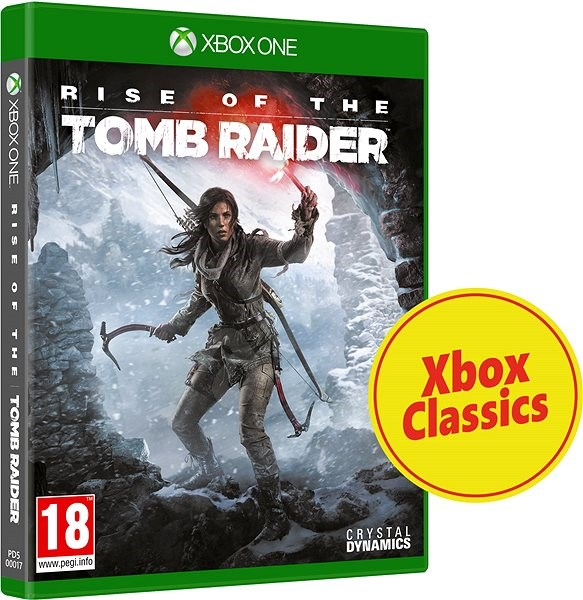Rise of the Tomb Raider - Xbox One - Console Game