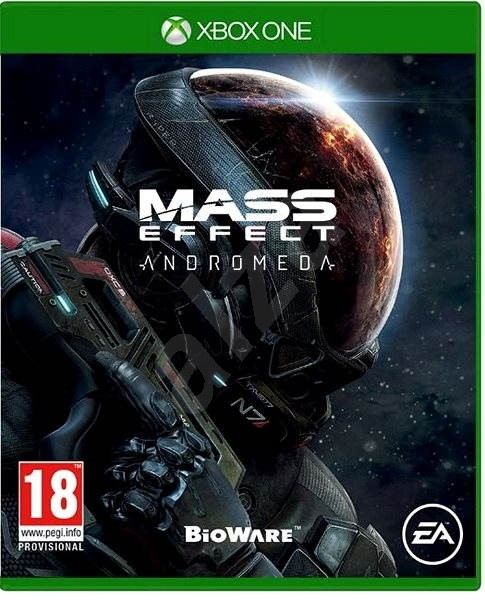 Mass Effect Andromeda - Xbox One - Console Game