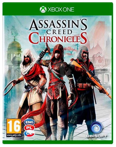 Assassins Creed Chronicles Xbox One Console Game Alzashop