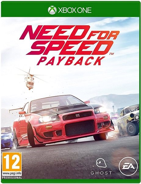 Need for Speed Payback - Xbox One - Console Game