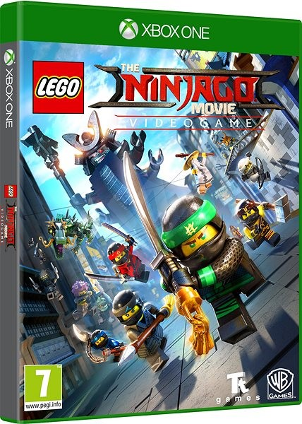 LEGO Ninjago Movie Videogame - Xbox One - Console Game