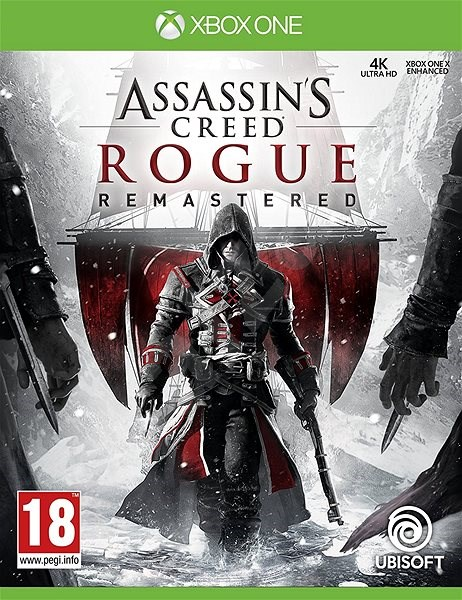 Assassins Creed Rogue Remastered Xbox One Console Game Alzashop Com