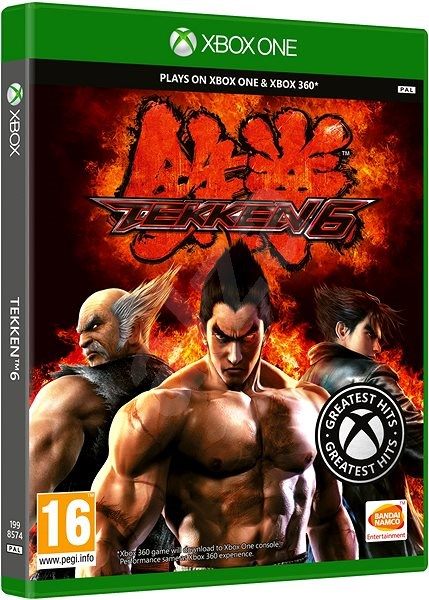 Tekken 6 Xbox One Console Game Alzashop Com