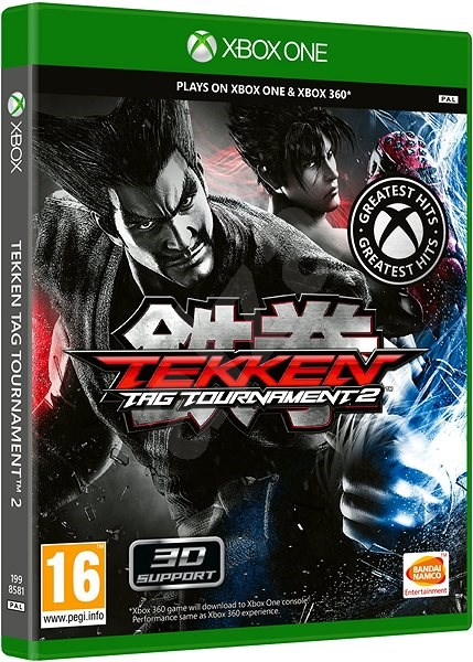 Tekken Tag Tournament 2 Hybrid Xbox One Console Game Alzashop Com