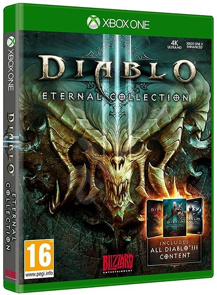 Diablo III: Eternal Collection - Xbox One - Console Game