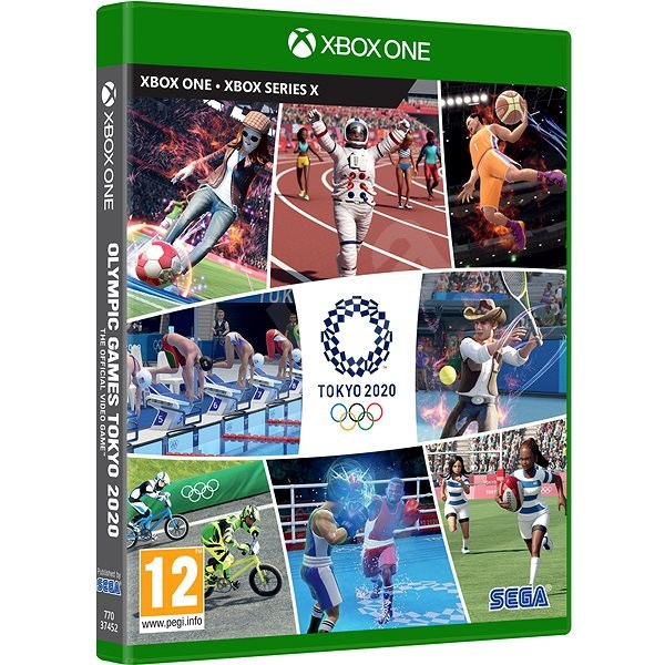 Olympic Games Tokyo 2020 - The Official Video Game - Xbox One - Console Game