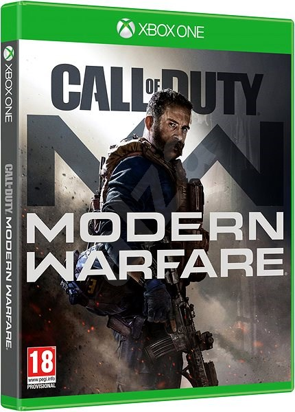 Call of Duty: Modern Warfare (2019) - Xbox One - Console Game