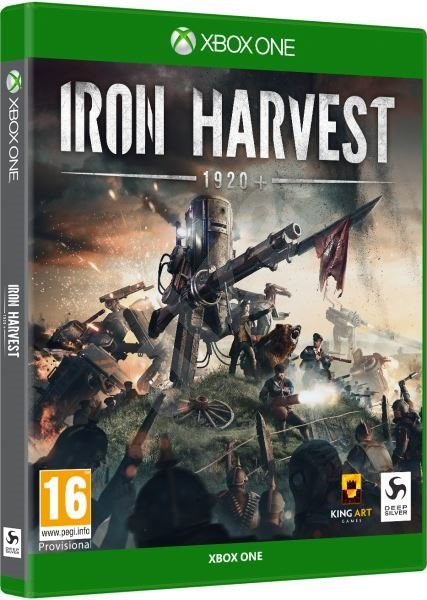 Iron Harvest 1920 - Xbox One - Console Game