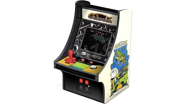 My Arcade Galaxian Micro Player - Game Console