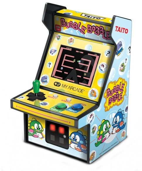 My Arcade Bubble Bobble Micro Player - Game Console