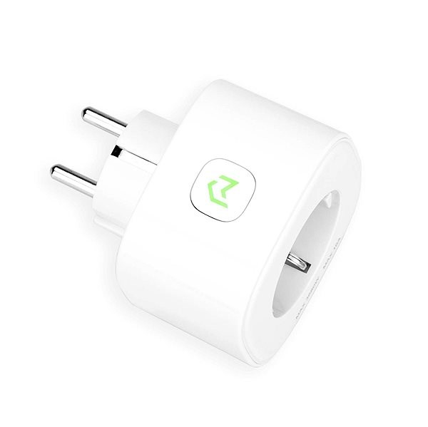 Meross 1 Pack White Smart Plug Without Energy Monitor