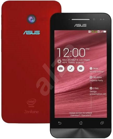 ASUS ZenFone 5 A501CG 8GB Red  - Mobile Phone