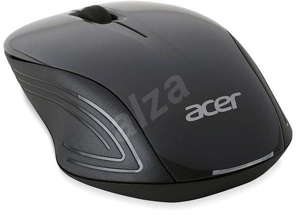 Acer Wireless Optical Mouse Black - Mouse