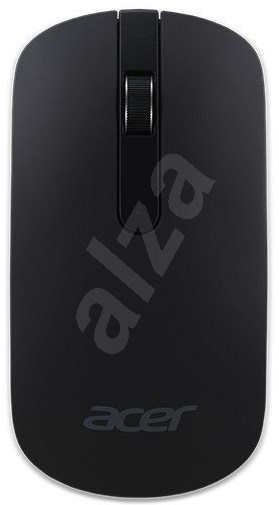 Acer Thin-n-Light Optical Mouse Black - Mouse
