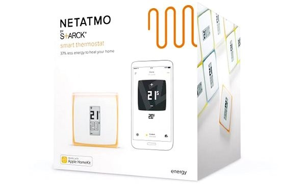 Netatmo Thermostat - Smart Room Thermometer