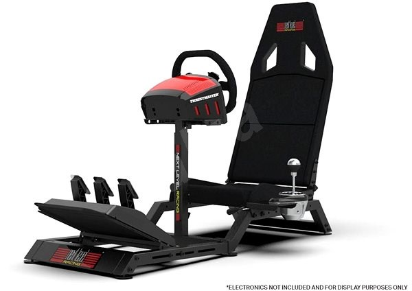 Next Level Racing Challenger Simulator Cockpit - Gaming Accessory