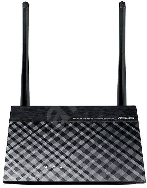 ASUS RT-N12plus - WiFi Router