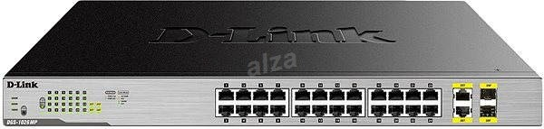 D-Link DGS-1026MP - Switch