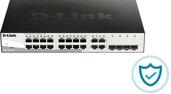 D-Link DGS-1210-20 - Switch