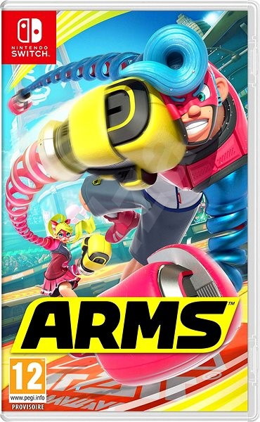 Arms - Nintendo Switch - Console Game