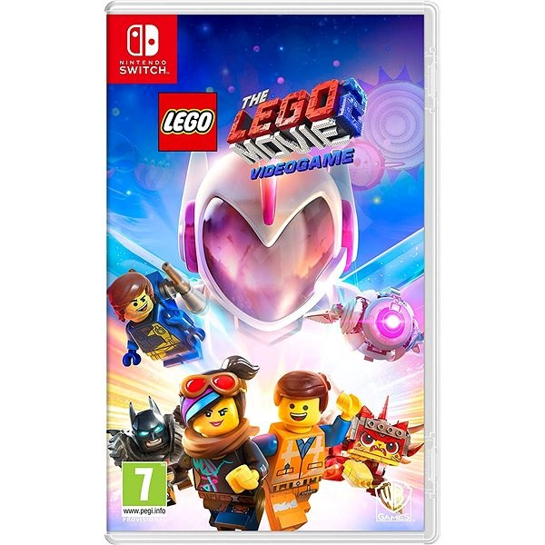 Lego Movie 2 Videogame Nintendo Switch Console Game Alzashop Com