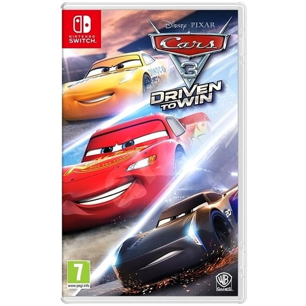Cars 3: Driven to Win - Nintendo Switch - Console Game