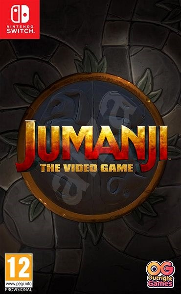 Jumanji: The Video Game - Nintendo Switch - Console Game
