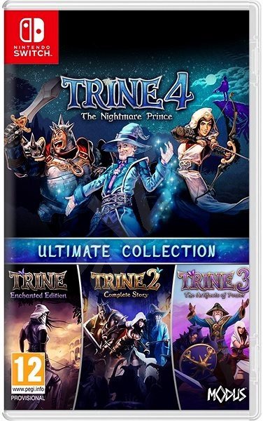 Trine: Ultimate Collection - Nintendo Switch - Console Game