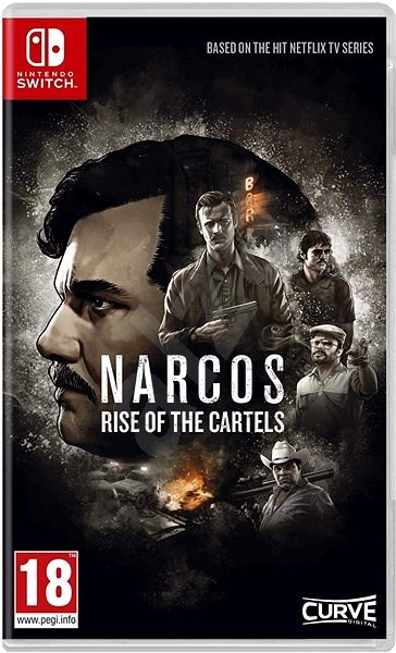 Narcos: Rise of the Cartels - Nintendo Switch - Console Game