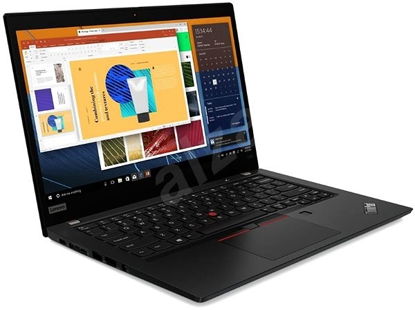 Lenovo ThinkPad X390 Black - Laptop