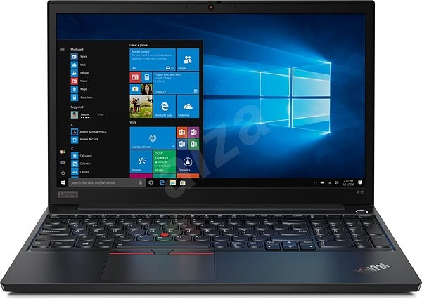 Lenovo ThinkPad E15-IML - Laptop