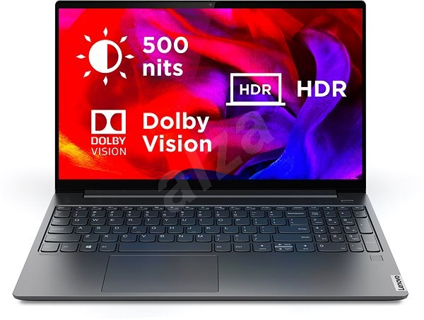 Lenovo Yoga S740-15IRH, Iron Grey, Metallic - Ultrabook