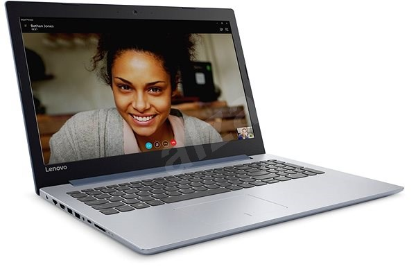 Lenovo Ideapad 320 15isk Denim Blue Laptop Alzashop Com